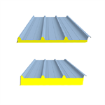 Montana - MONTANATHERM® Sandwich Panels (PIR) for roof