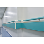 Guardian Twin Handrail PVC-U 125PR