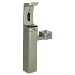 Model 3611, Modular Outdoor Bottle Filler and Drinking Fountain