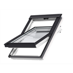 top operated std+ polyurethane roof window centre-pivot - glu 0061