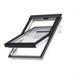 top operated std+ polyurethane roof window centre-pivot - glu 0061
