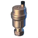 Automatic Air Vent (6 Bar) - 15mm Compression 36250