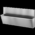187000 op-waschrinne mit hoher rückwand