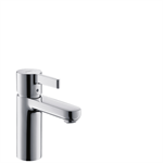 Metris S Single lever basin mixer without waste set 31068000