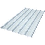 ONDUCLAIR PC MT-32: Trapezoidal polycarbonate roofing sheet - Hiansa MT-32
