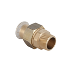 Geberit Mapress Cu Adaptor union with male thread