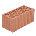 Perforated Brick, 10 cm