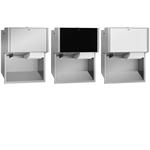 exos. double toilet roll holder exos676ex