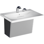 Z5001.01 Sundara™ Reef Handwashing System, Single Basin