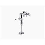 primme™ manual flushometer valve for 1.0 gpf washdown urinal