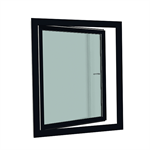 S9000 Single-leaf turn tilt window
