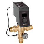 LEGIOMIX® - Hybrid electronic mixing valve with programmable thermal disinfection and check on disinfection