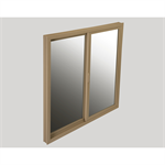 Artisan Series - Horizontal Slider Windows