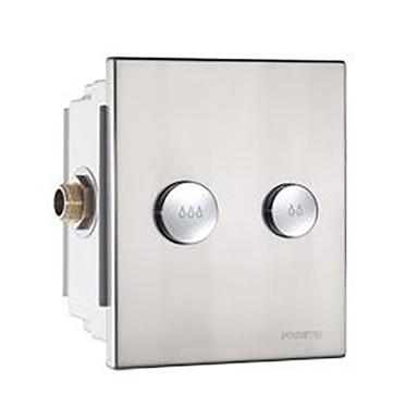 14300 PRESTO P1000XL E DVA Ajustable Dual Volume Concealed flush valve