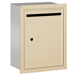 2200 Series Letter Boxes-Recessed Mounted