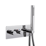 Surf - built-in thermostatic mixer