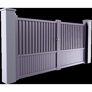 discretion line - malte swinging gate model