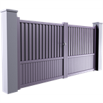 discretion line - malte swinging gate model