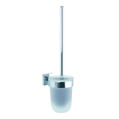 Chrome WC-Bürstengarnitur 9425400, 96 x 380 x 132 mm