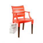 numéro - chaise livre