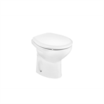 VICTORIA Single floorstanding WC w/ horizontal outlet