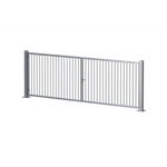 swing gate double 6m extended (package)