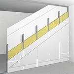 akp75/125; ei30; 55db; austria; single metal stud frame, double-layer cladding
