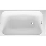 durastyle rectangular bathtub 700237