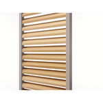 ducoslide luxframe 40/40 lux 40 wood