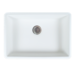 1624-UES Single Bowl Sink