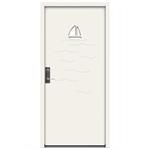 Exterior Door Character Ocean RC3 - Burglary Resistant (Inswing)