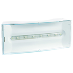 uralife self-contained security lighting autotest-addressable recessed luminaire