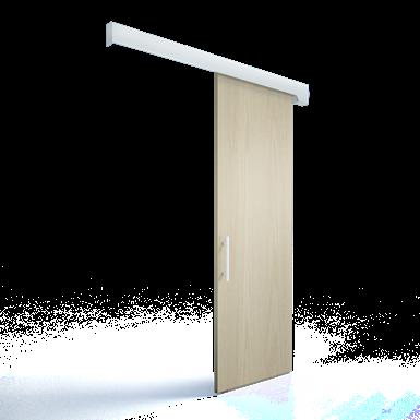 WIDOOR - Motorization for wood doors