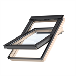 top operated std+ pinewood roofwindow centre-pivot - gll 1061