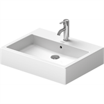 vero above-counter bathroom sink 045260