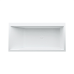 KARTELL BY LAUFEN Bathtub 1700 x 860 mm