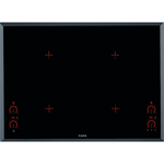 AEG Induction Full Hob 68 Black