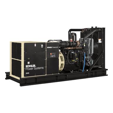 500REOZJB, 60Hz, Industrial Diesel Generator