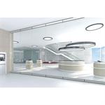 movable glasswall: varitrans straightline grd-1