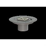 kessel-dünnbettaufsatz system 100 variofix aus abs, 95x95