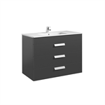 DEBBA 1000 Base unit w/ 3 drawers and basin