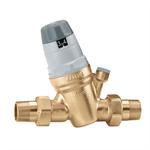 Tlakový redukční ventil se samostatnou vyměnitelnou