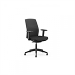 EFG Yoyo Office chair, covered mesh back