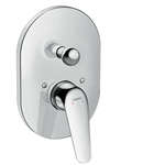 Novus Single lever bath mixer for concealed installation 71047000