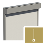 Facade Awning Solozip II