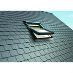 RotoQ Tronic centre-pivot roof window  QT4 Plus