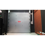 OGS FIRE SECTIONAL DOOR