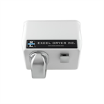 CAST COVER Series - HANDS ON® Push Button Activated Hand Dryers and Hair Dryers