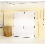 Hinged Double Leaf Door (HDLD)