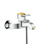 Metropol Classic Single lever bath mixer for exposed installation with lever handle 31340090